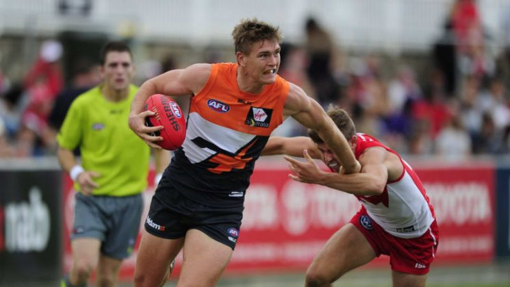 GWS pumped for rare MCG outing in finals dress rehearsal