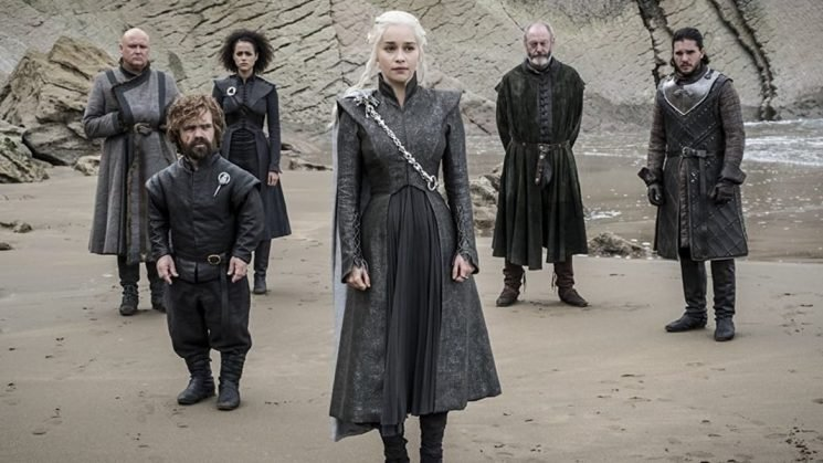 We Can't Deal With This 'GoT' Star's Hints About the Finale