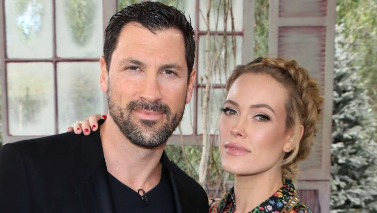Peta Murgatroyd & Maksim Chmerkovskiy Get Real About Being Working Parents