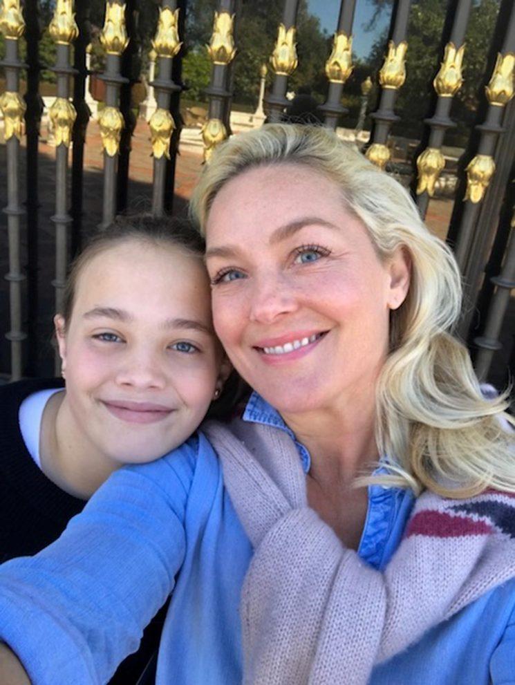 Elisabeth Rohm's Blog: I'm Back – and Ready to Talk Parenting Post-Split