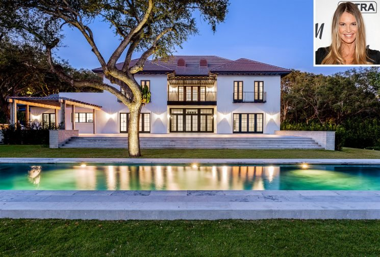 Elle Macpherson Buys $8.1 Million Miami Mansion One Year After Split from Billionaire Husband