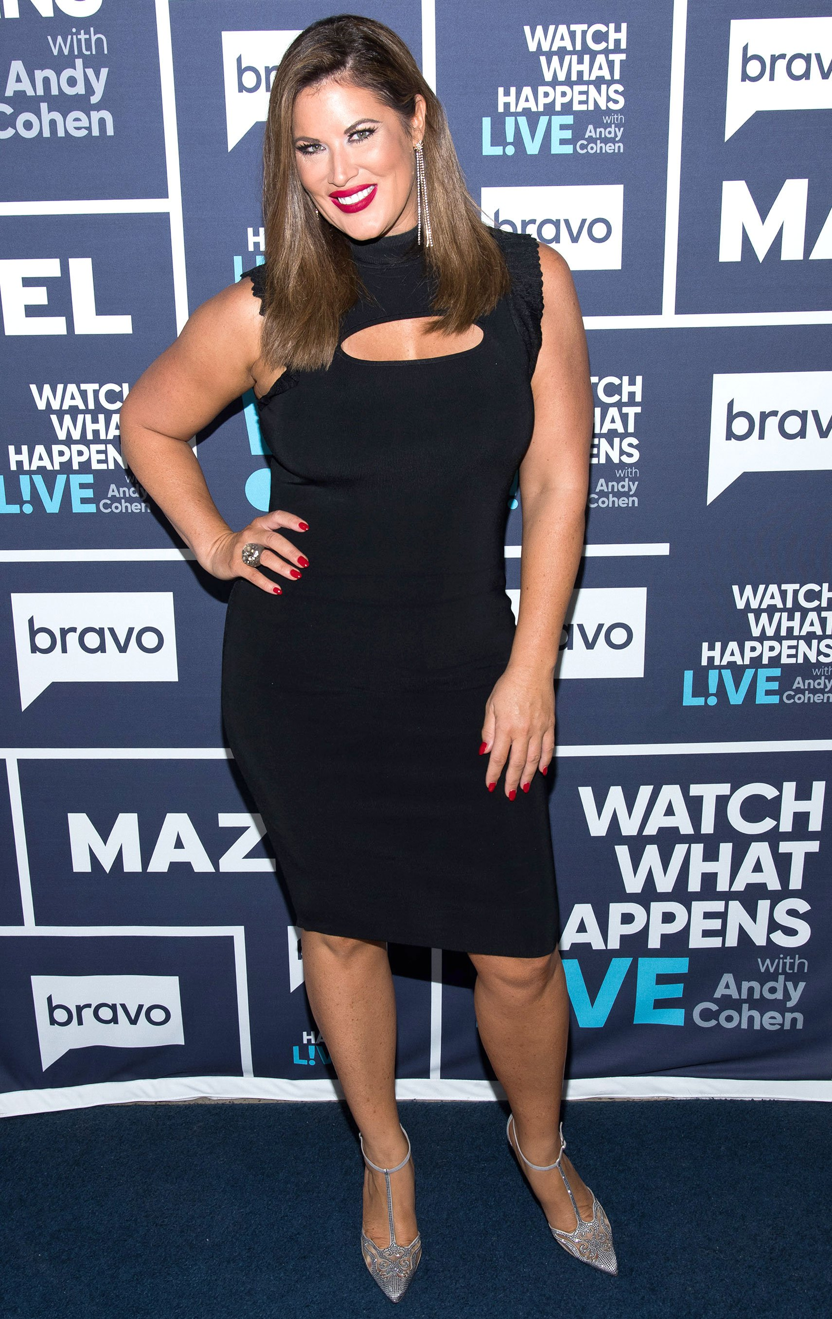 RHOC Star Emily Simpson Claps Back At Body Shamers: 'It's