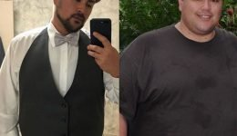Man Loses 150 Lbs. When Strangers Pay for His Weight Watchers Membership After His Dad's Death
