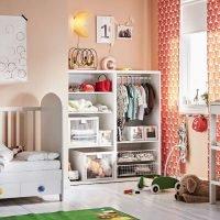 The Best Nursery & Kids Room Decor From Ikea