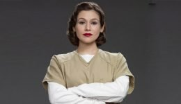 'Orange is the New Black' star documents her complicated birth