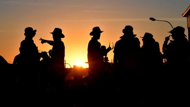 Birdsville Cup set to help drought victims