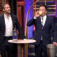 Jimmy Fallon Vomits While Drinking Gross Concoctions with Ryan Reynolds