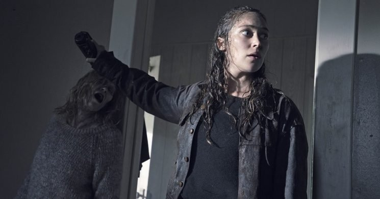 Alycia Debnam-Carey Proves She's Not to Be Messed With In 'Fear the Walking Dead' Sneak Peek (Exclusive Video)