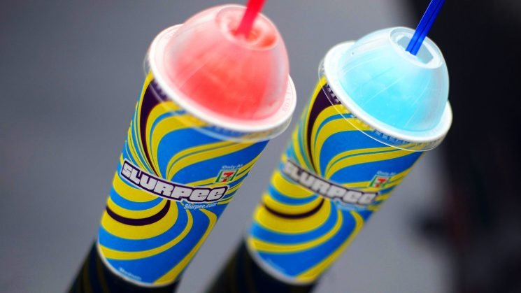 7-Eleven Is Giving Out Free Slurpees All Week