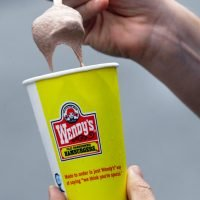 Wendy's Is Selling Their Famous Frostys for Only 50 Cents Right Now