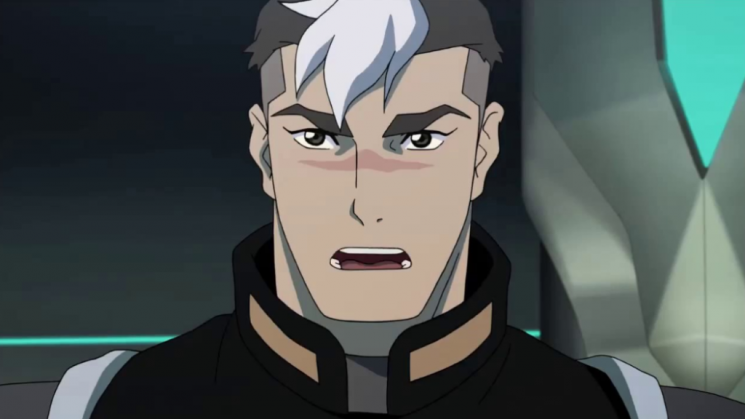 Voltron: Legendary Defender creators explain why they've waited to reveal that key character is gay