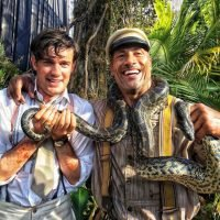 Dwayne Johnson reveals first look at Jack Whitehall in Jungle Cruise after backlash over gay character reports