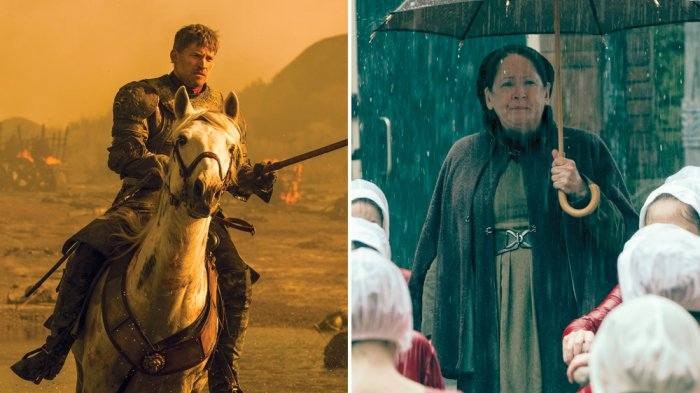 Emmys: Will 'Game of Thrones' or 'The Handmaid's Tale' Win the Drama Series Trophy?