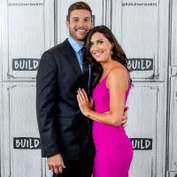 'Bachelorette' Becca Kufrin and fiancé are no longer in hiding