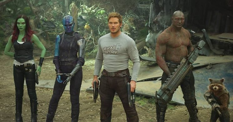 Next 'Guardians of the Galaxy' Movie Put On Indefinite Hold