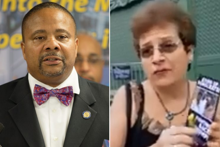 State senator says woman called 911 on him for opposing Trump