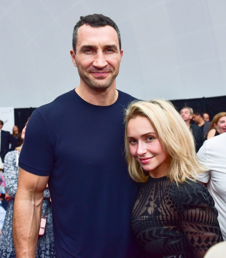 Hayden Panettiere and Wladimir Klitschko 'Are Still Very Attracted' to Each Other: Source