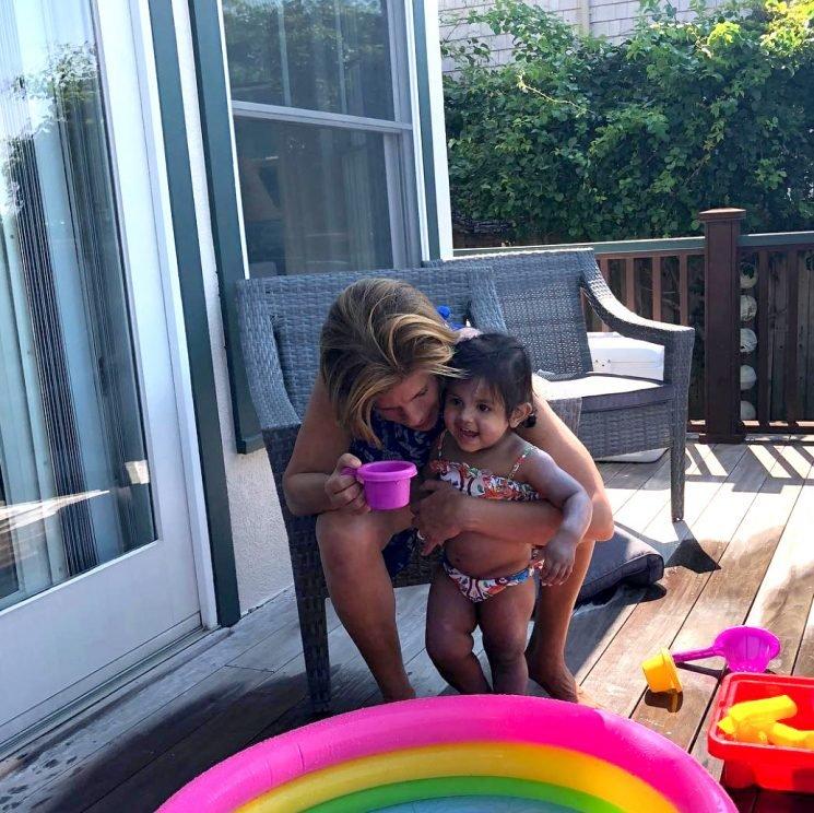 Hoda Kotb Celebrates Motherhood and Her 54th Birthday in Sweet Photo with Daughter Haley Joy