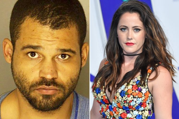 Jenelle Evans' ex pleads guilty to running meth lab
