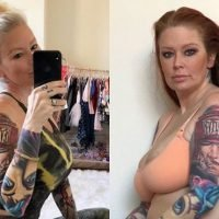 Jenna Jameson worried she couldn't lose weight after getting sober