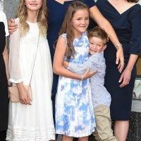 A Family Affair! Jennifer Garner Attends Walk of Fame Ceremony Alongside Her Three Kids