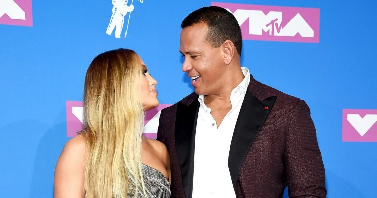 J. Lo Just Called A-Rod Her 'Twin Soul' in VMAs 2018 Speech
