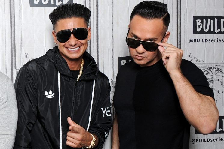 'Jersey Shore' star Pauly D says he'll DJ The Situation's wedding