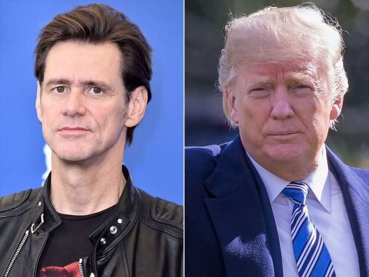 Jim Carrey Slams Donald Trump's Space Force with New Cartoon: 'To Stupidity and Beyond!!!'