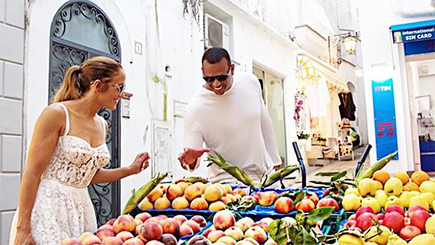 JLo, A-Rod & More Celebs Living Their Best Lives On European Vacations In Summer 2018