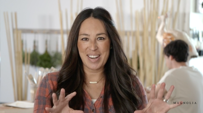 Joanna Gaines Reveals a Rare Behind-the-Scenes Look at Magnolia Market's Fall Decor