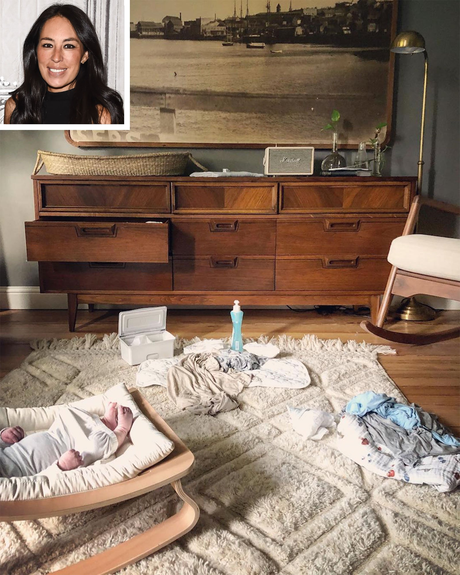 Nursery Decor Ideas From Joanna Gaines: Joanna Gaines Shares Details About Where To Get Some Of
