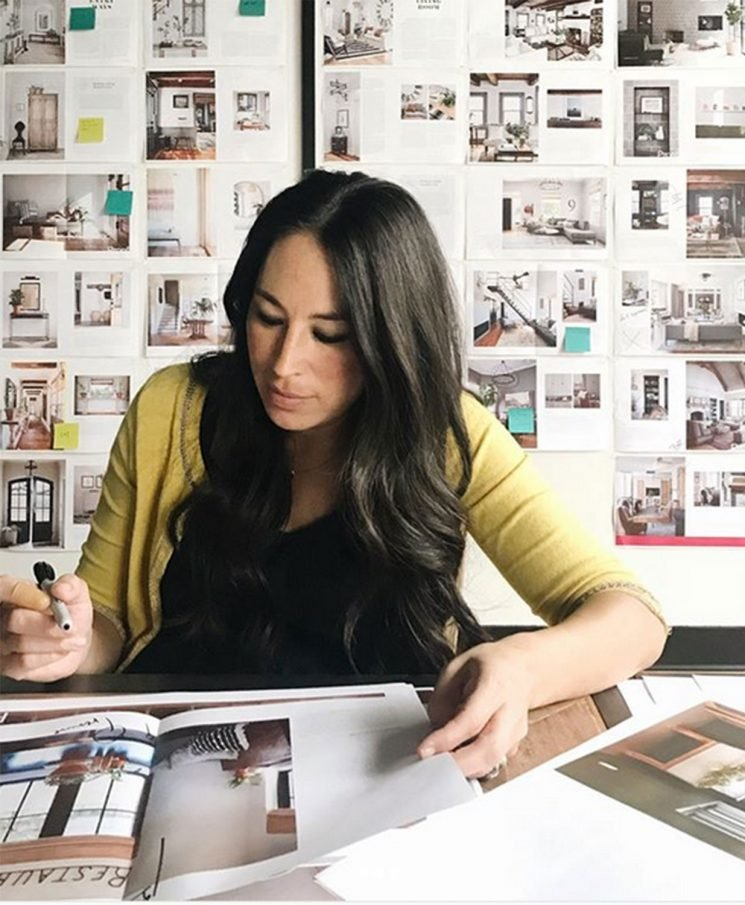 Joanna Gaines is Feeling 'Thankful' and 'Vulnerable' as She Sends Long-Awaited Design Book to the Printer