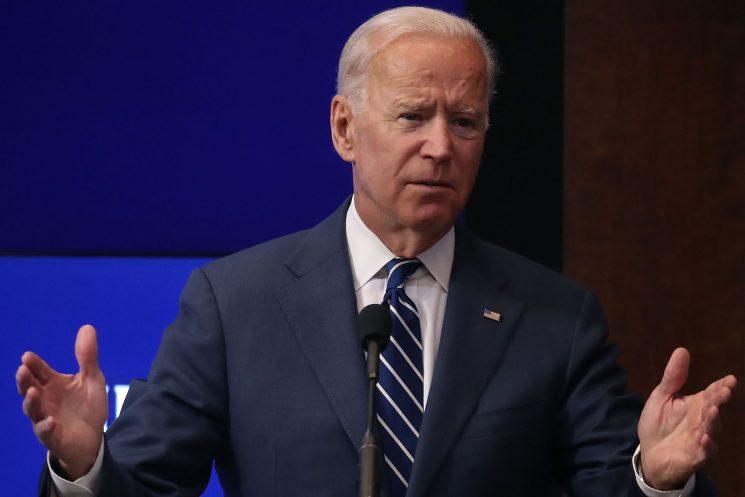 Joe Biden skips political rally 'under doctor's orders'