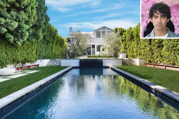 Joe Jonas Lists Luxurious Sherman Oaks Farmhouse for $4.2 Million: See Inside