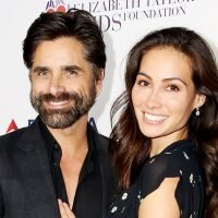 John Stamos' Wife Claps Back at Troll Who Calls Her 'Gross'