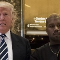 Trump Says Kanye West Is Making A 'Big Difference', Thanks Him For Support