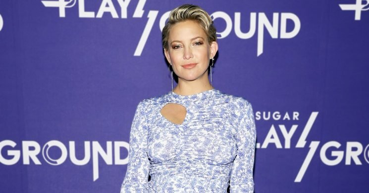 Kate Hudson Is So Pregnant She Looks Buck Naked in Pic: I'm Huge