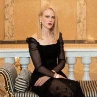 Nicole Kidman Takes a Trip to Russia for Omega Exhibition