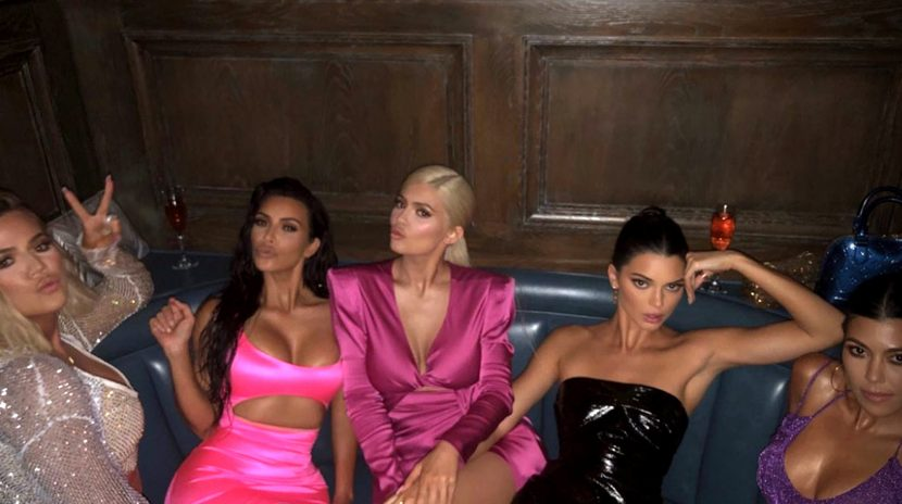 Kylie Jenner Turns an L.A. Nightclub Pink for Her 21st Birthday Party—See Inside the Lavish Bash
