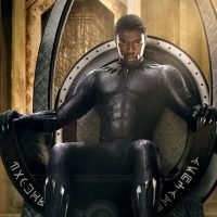 Black Panther's costume hides a sweet message