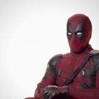 Which X-Men franchise prop did Ryan Reynolds break on the set of Deadpool 2?