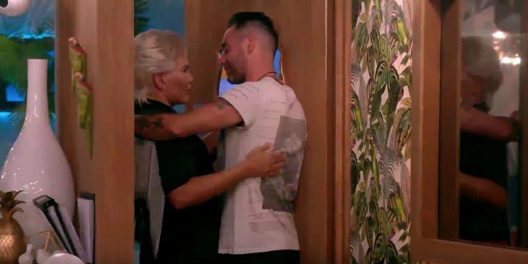 Celebrity Big Brother viewers divided over possible Rodrigo Alves and Ben Jardine coupling after surprise kiss