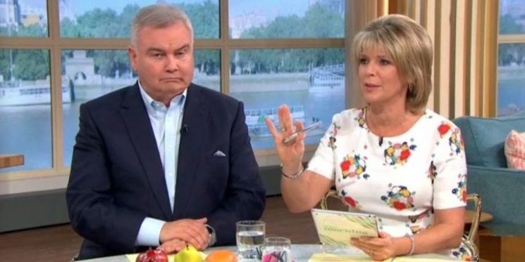 This Morning's Ruth Langsford admits she pees in the shower after huge percentage of viewers claim it's okay to do