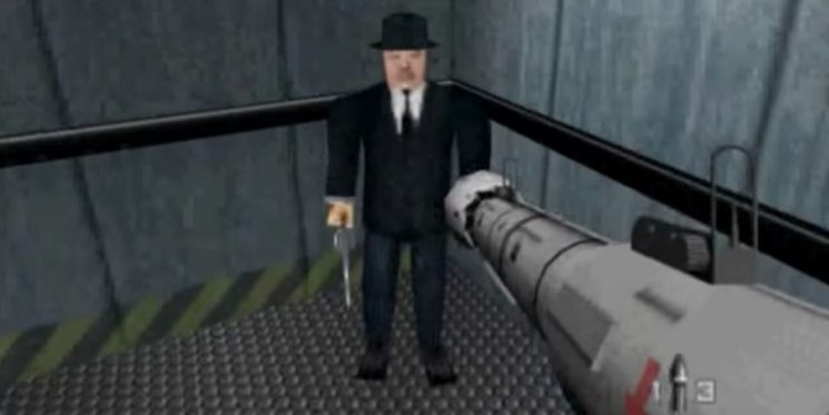 GoldenEye's N64 game creator confirms playing as Oddjob was CHEATING