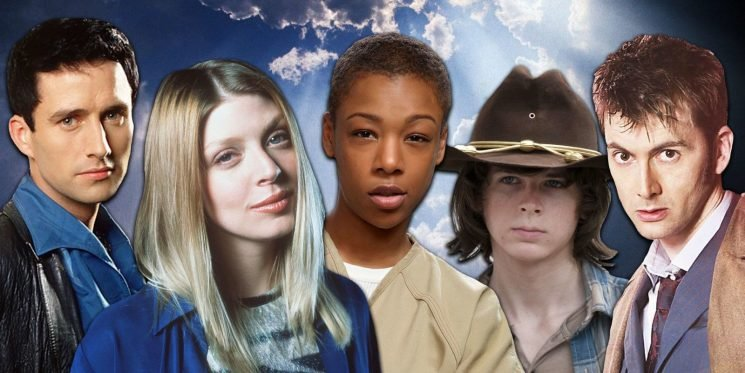 What would have happened next if these TV characters hadn't died?