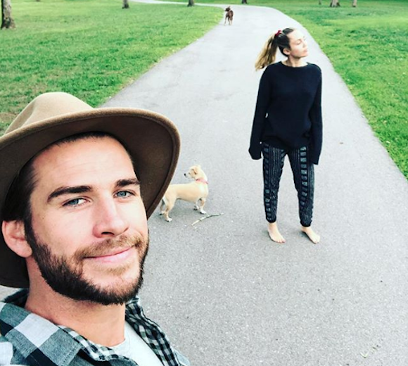 First They're Sweet, Then They're Sour — Liam Hemsworth Flips The Switch On Unsuspecting Mil