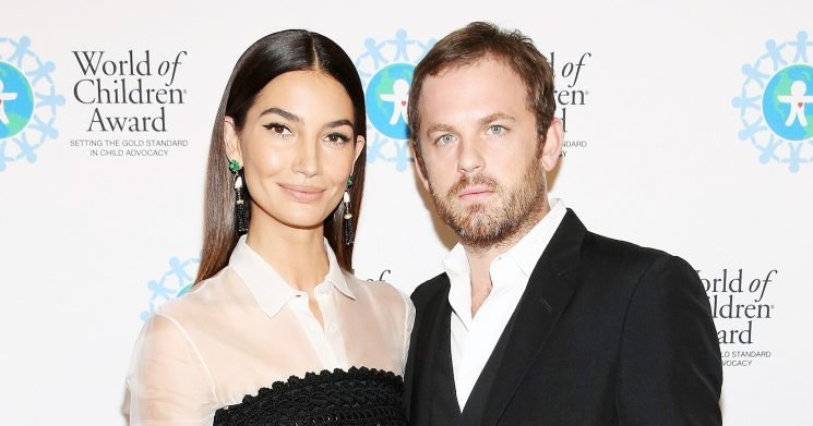 Victoria's Secret Model Lily Aldridge Is Expecting Baby No. 2 With Caleb Followill