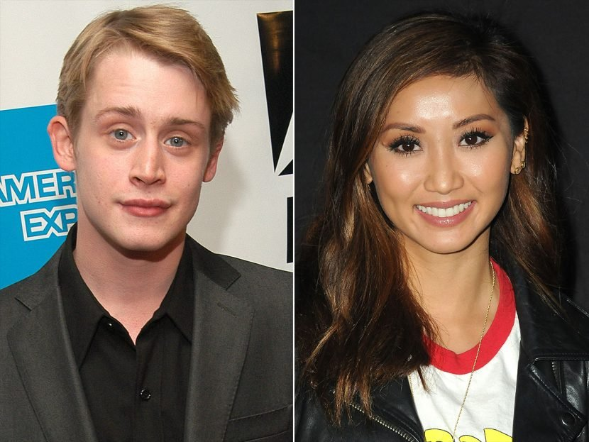 Macaulay Culkin Says He Wants 'Tiny Little Asian Babies' with Girlfriend Brenda Song