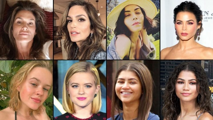 Jordyn Woods Joins the No-Makeup Selfie Brigade
