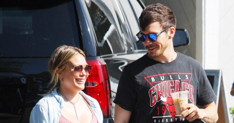 How Sweet! Hilary Duff's BF Visits 6 Stores to Find Candy She's Craving